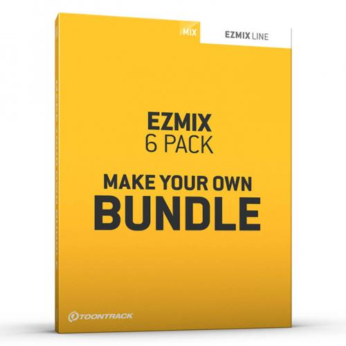 EZmix 6 Pack BUNDLE