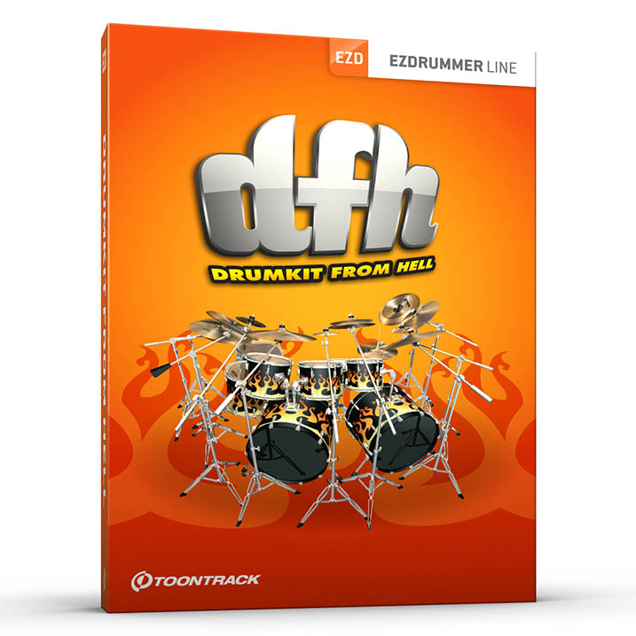 DFH (Drumkit From Hell) EZX