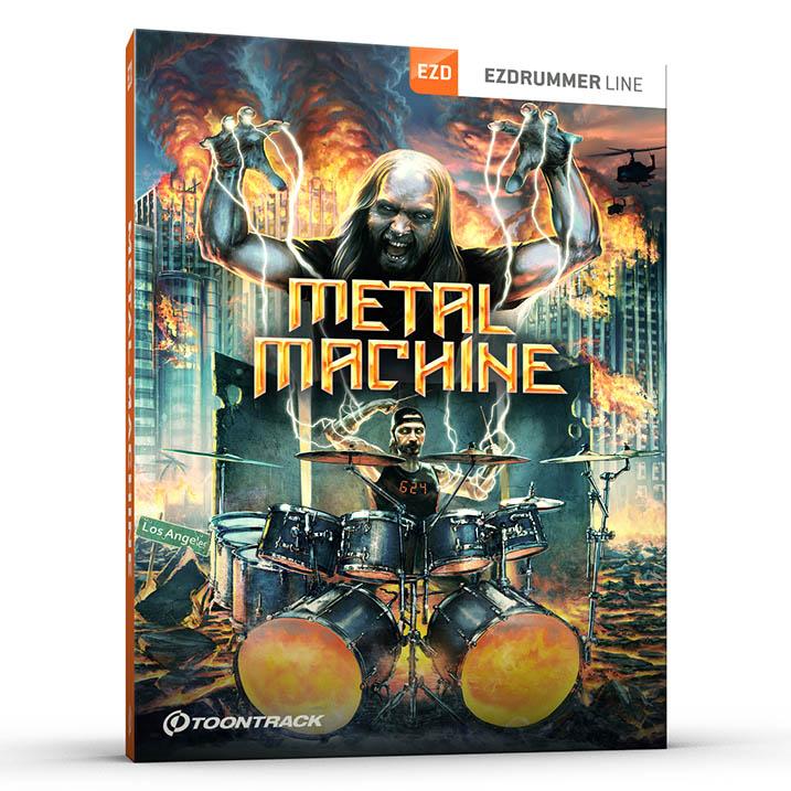 Metal Machine EZX