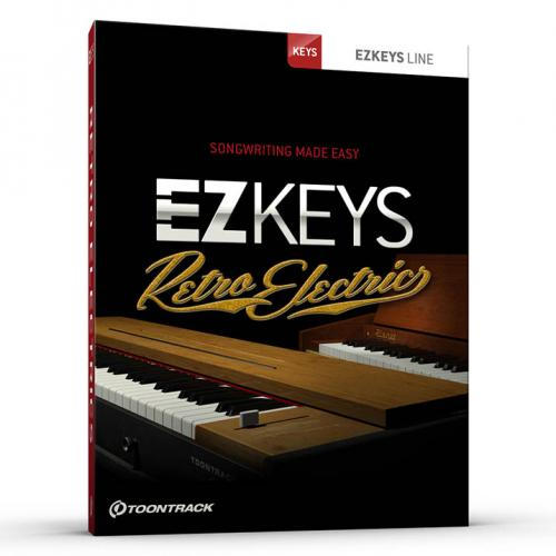EZkeys Retro Electrics