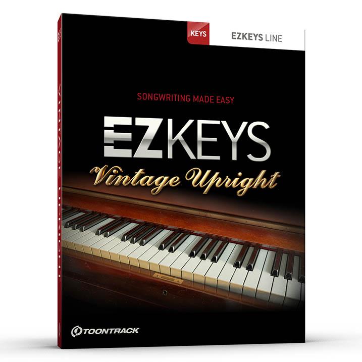 EZkeys Vintage Upright