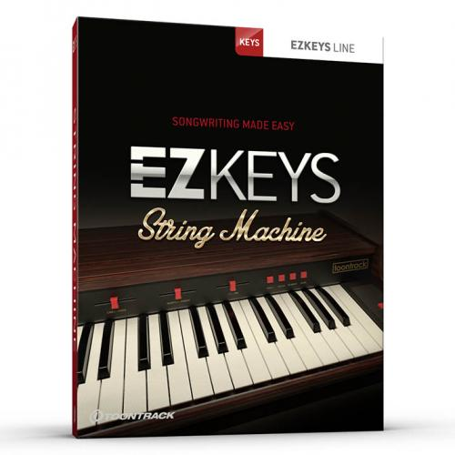 EZkeys String Machine