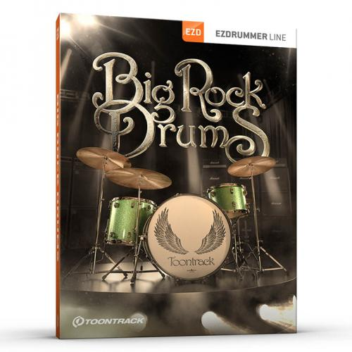 Big Rock Drums EZX