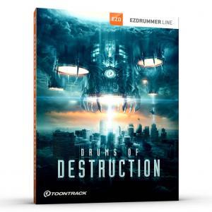 Drums of Destruction EZX