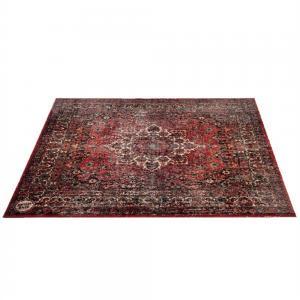 DRUMnBase Persian Stage Mat Original Red 185 x 160cm