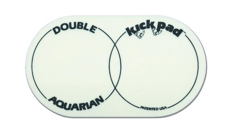Double Kick Pad, Aquarian
