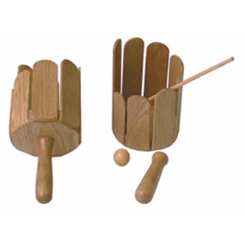 Planet Music Multi Tone Drum 4″ inkl. klubba