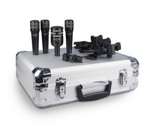 Audix DP4 Mikrofonpaket