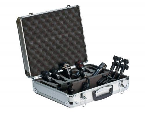 Audix DP5A Mikrofonpaket