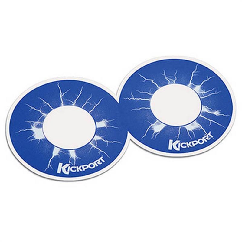 KickPort D-Pad White (2-p)