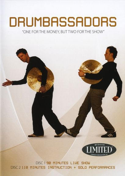 Drumbassadors: One For The Money, But Two For The Show