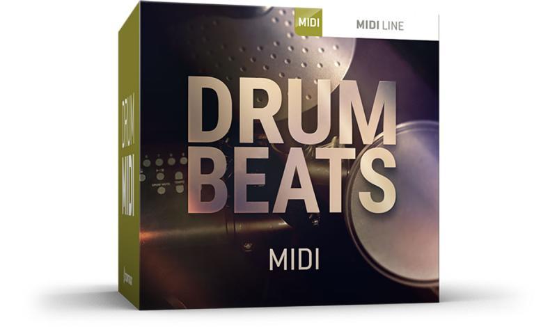 Drum Beats MIDI
