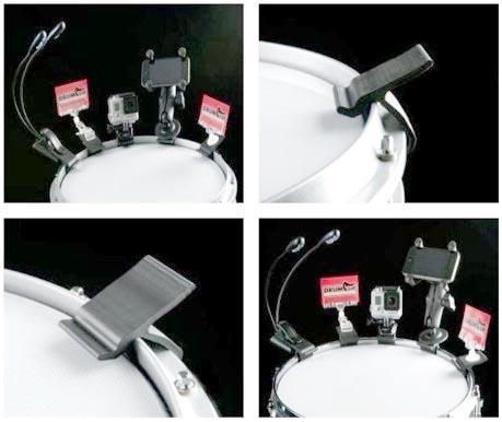 DrumClip tilbehörsadapter