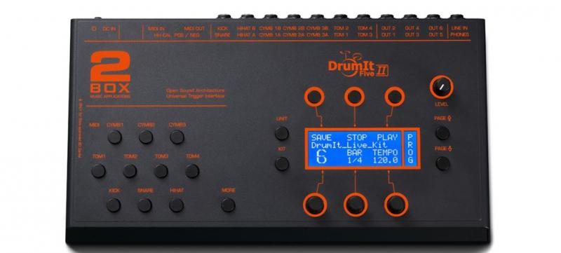 2Box Drumit Five MKII