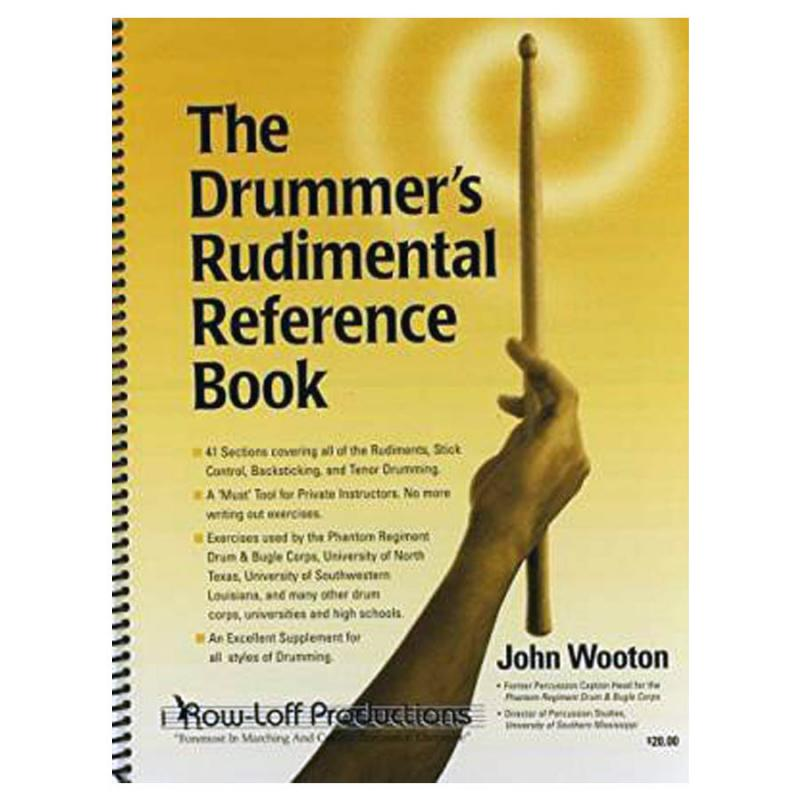 The Drummer's Rudimental Reference