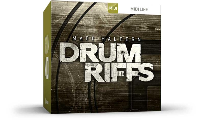 Drum Riffs MIDI