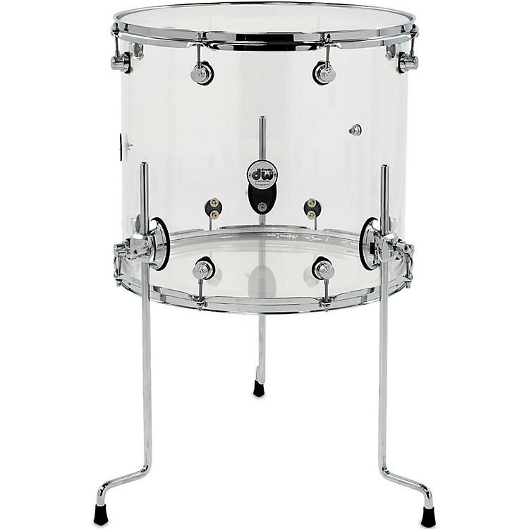 DW Design Series Acrylic - Lösa trummor