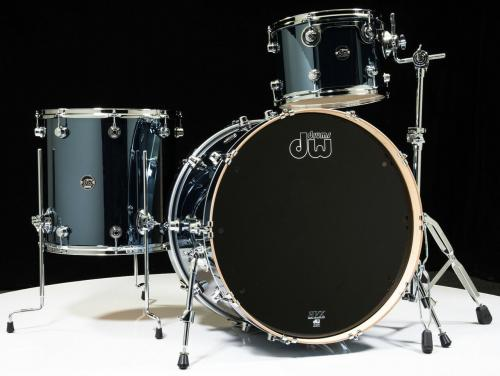"DW Performance Series, 12""/16""/24"" Shell Pack, Black chrome"