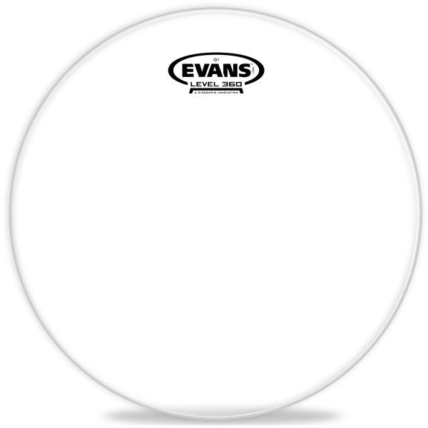 "10"" Clear Genera G1, Evans"