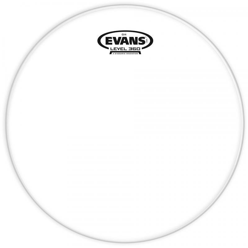 "6"" Clear Genera G14, Evans"