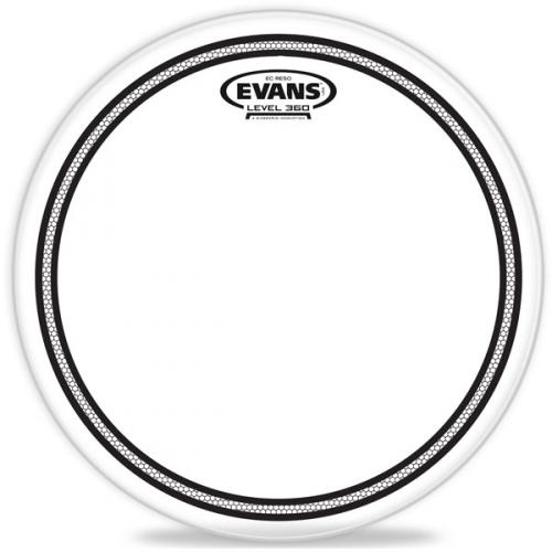 "14"" Evans EC Resonant clear"