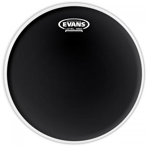 "10"" Evans Resonant Black"