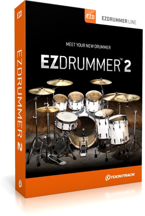 EZdrummer 2 [Download]