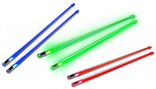 FireStix i tre färger