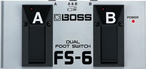 FS-6, Roland Fotswitch – dubbel