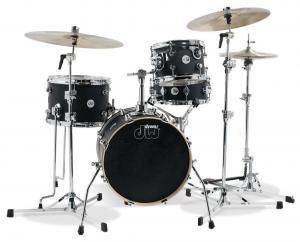 DW Design Series Mini-Pro, Black Satin