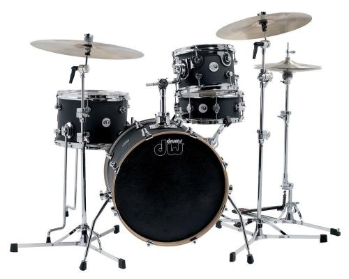 DW Design Series Mini-Pro, Black Satin