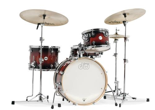 DW Design Series, Frequent Flyer - Tobacco Burst