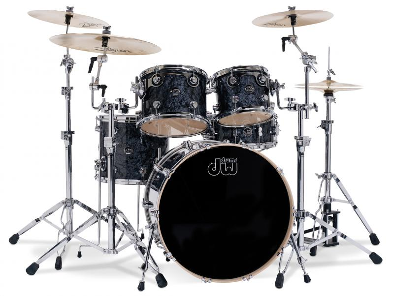 DW Performance, Black Diamond - 4-delars trumset
