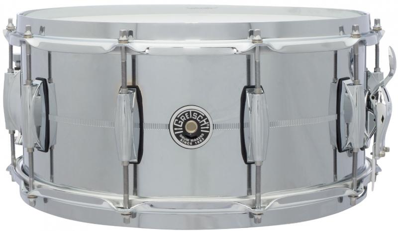 "Gretsch Snare Drum USA Brooklyn, 14"" x 6.5"""