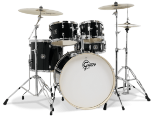 Gretsch Drum set Energy, Black