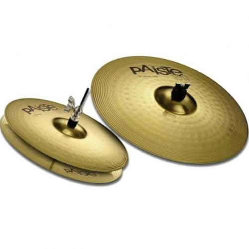 "Paiste 101 Brass Essential Set (13""/18)"