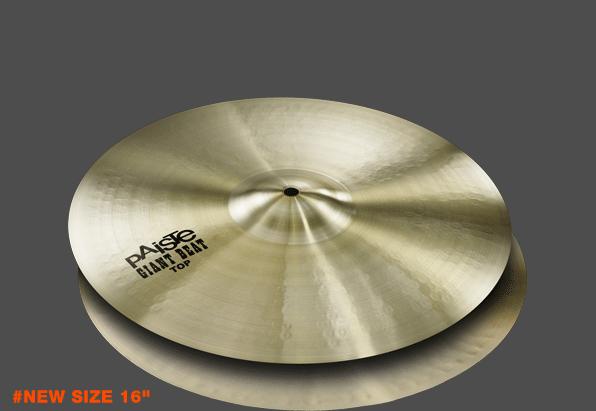 "14"" Giant Beat Hi-Hat, Paiste"