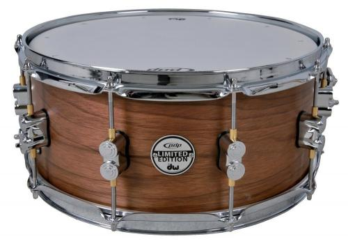 "Ltd. Edition Maple/Walnut, 13x7"", PDP by DW Snare Drum"