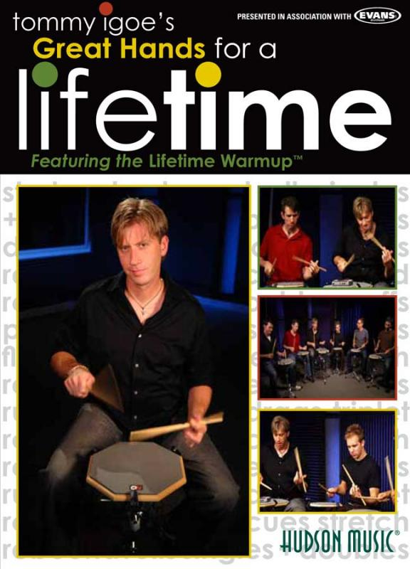 Tommy Igoe: Great Hands for a Lifetime
