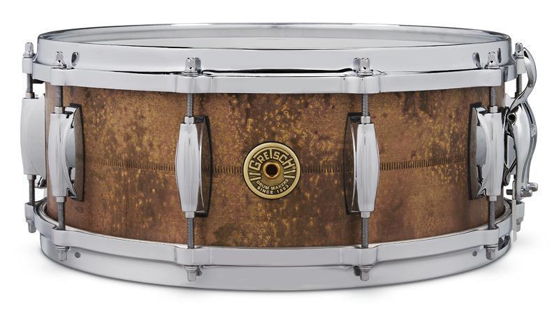 Keith Carlock Signature Snare Drum, Gretsch