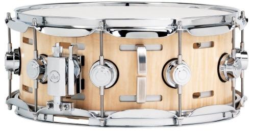 DW Snare Drum Acoustic EQ 14x6""