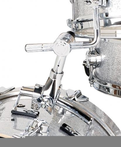 DW Bass Drum Tom holder Chrome SM7771