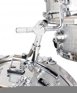 DW Bass Drum Tom holder Chrome SM7771
