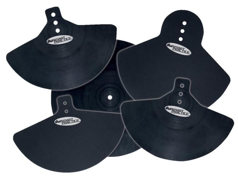 DW Smart practice cymbal set Different sizes