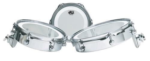 DW Piccolo Toms Design Series 10""
