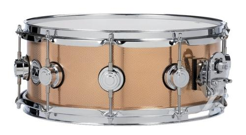 DW Snare Drum Bronze 14x6,5""