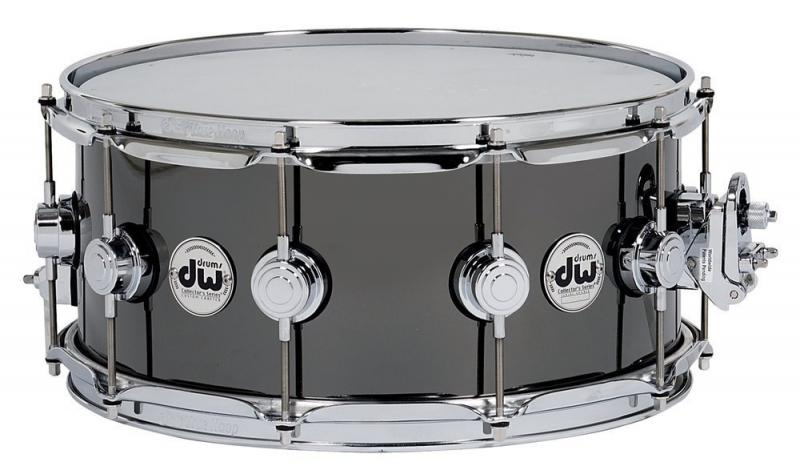 """DW Snare Drum Yellow brass 14x5,5"""""""