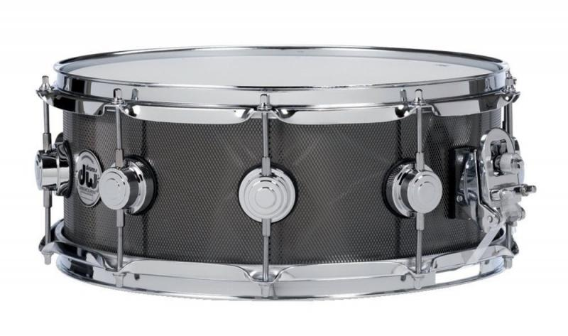DW Snare Drum Steel 14x6,5""