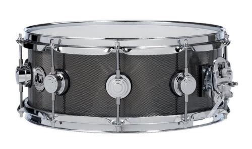 DW Snare Drum Steel 14x5,5""