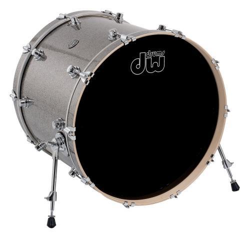 DW Bass Drum Performance Black Diamond